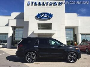 "2014 Ford Explorer ""AWD ECOBOOST""   - $254.07 B/W"