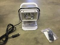 Remote controlled HID search / spot light