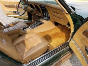 1974 corvette coupe original owner