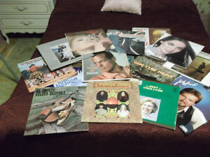 LPs Records 45s and 78s