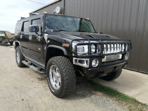 2003 Collector Condition Hummer H2