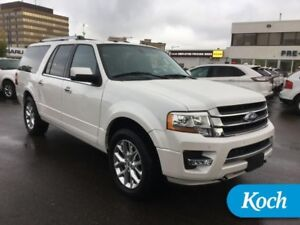 2017 Ford Expedition Max Limited  Load Level, BLIS, Moonroof, Na