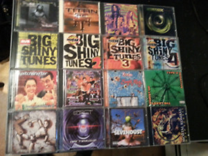 29 CDs for sale