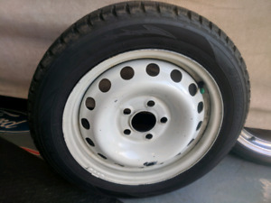 Hankook i-Pike RS Winter tires w/ Rims *REDUCED PRICE*