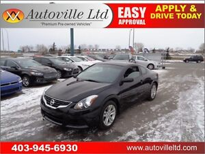 2012 Nissan Altima 2.5 S Leather B.Cam Sunroof Bluetooth Aux/USB