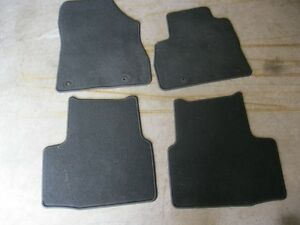 FACTORY FLOOR MATS 2016-2017 CHEVY CRUZE