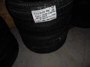 P175/80R14 88Q Pirelli Winters Directional ask about # 4517 B1AP