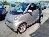 2007 Smart fortwo 1.0 ( 71bhp ) Passion