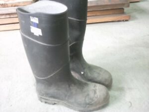 high quality safety rubber boots