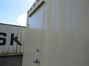 8'x20' MOBILE OFFICE TRAILER SHELL...WILL CUSTOMIZE Kitchener / Waterloo Kitchener Area image 2