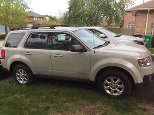 2008 Mazda Tribute SUV, Crossover