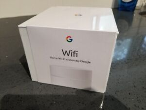 $130 Google Wifi Home Router Brand New Sealed