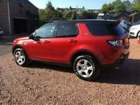 2015 Land Rover Discovery Sport 2.0 TD4 SE TECH 5d 150 BHP Estate Diesel Manual