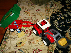 5 Assorted Farm Playmobil sets (new price) London Ontario image 5