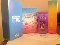 Various perfumes