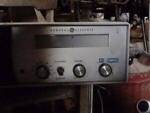 vintage 2 way radio émetteur/recepteur