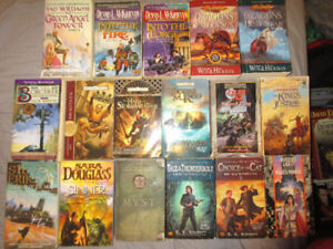LOTS AND LOTS OF BOOKS $1 EACH OR ALL $50