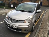 Nissan Note MPV 2008 1.6 Automatic 5 Door hatchback