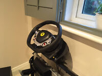 Thrustmaster TX racing wheel as new hardly used