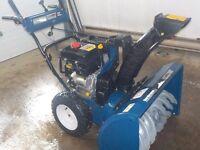 souffleuse MTD yard machines 30pouce 357cc