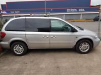 2006 CHRYSLER VOYAGER 2.8 CRD LX 5dr Auto