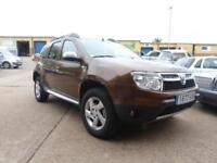 2010 LHD Dacia Duster 1.5 DCi Laureate 5 Door