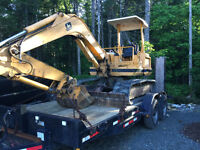 Excavating and trucking services