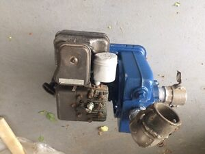 3hp gas water pump