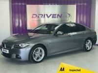 2014 BMW 5 Series 2.0 520D M SPORT 4d 181 BHP Saloon Diesel Automatic