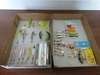 *** Rapala's, Spoons, Jigs, BuzzBombers and other LURES ***