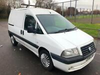 2005 Fiat Scudo COMPLETE WITH M.O.T AND WARRANTY 95,000 MILES