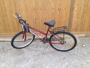 Bicycle is on sell. ASAP!