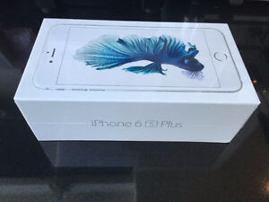 I PHONE 6S PLUS 128GB BRAND NEW IN BOX