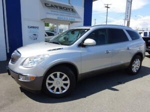 0 Buick Enclave CXL AWD, Leather, Sunroof, Camera/Sensors