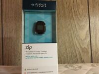 Brand new sealed Fitbit Zip wireless activity tracker