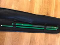 Selection of Riley Pool and Snooker Cues