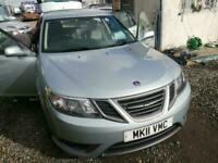 2011 Saab 9-3 1.9 TiD 120 Turbo Edition 5dr lovely condition. Nice colour. ESTA