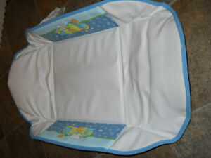 Safety First Portable baby change pad.