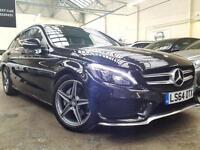 2014 Mercedes-Benz C Class 2.1 C220 CDI BlueTEC AMG Line 7G-Tronic Plus 5dr