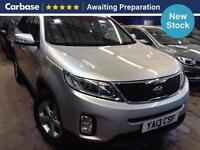 2013 KIA SORENTO 2.2 CRDi KX 2 5dr Auto [Sat Nav] SUV 7 Seats
