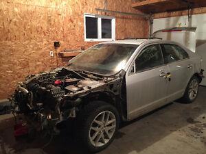 Ford Fusion SEL 2010