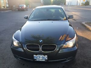 BMW 528i with comfort seats