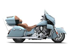 2016 Indian Roadmaster Blue Diamond