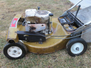 Vintage/classic  Gas Lawnmower