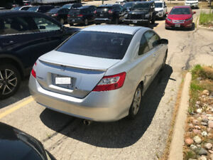 2007 Honda Civic Coupe **LOW KMS**