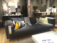 @@@--- Home Staging Brand NEW Ikea Nockeby Grey Sofa ---@@@