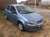 04 Daewoo Kalos 1.2 S 5 DR LADY OWNED LAST 10 YEARS, A BEAUTY TO DRIVE £499 YES