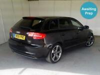 2011 AUDI A3 2.0 TDI Black Edition 5dr [Start Stop]
