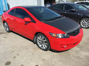 **PRICE REDUCED**Honda Civic SI Coupe (2 door)