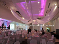 AFFORDABLE WEDDING DECOR AND FLORAL ARANGEMENT